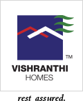 Vishranti Homes - rest assured.